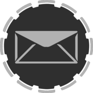 mail social button