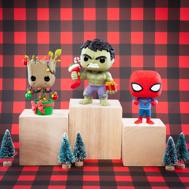 A Gift for the Whole #Family This Festive Season @Gammatek #FunkoPop