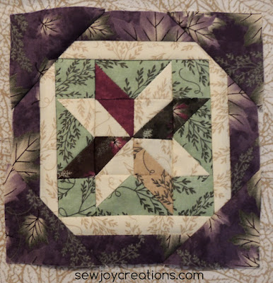 splendid sampler block 13