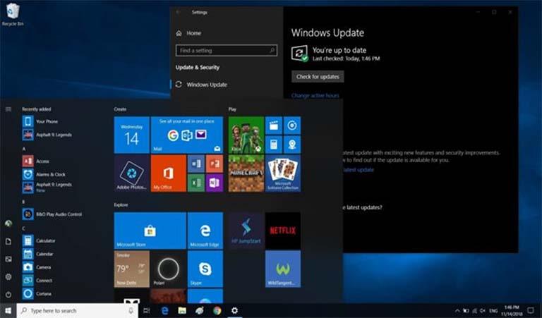Pembaruan Windows 10 Oktober Update 2018 Kini Telah Tersedia