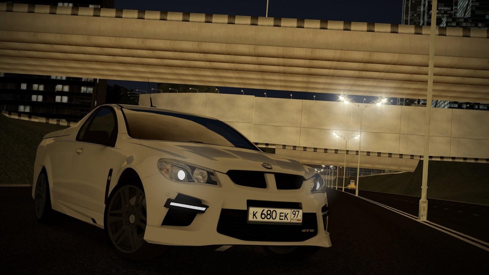 2014 Hsv Gts Maloo City Car Driving 1 5 7 Mod