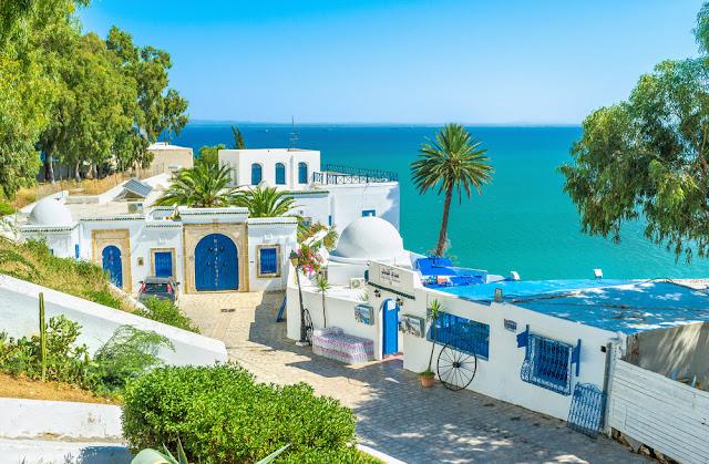 أهم مناطق  السياحية في تونس