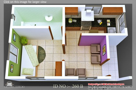 3d isometric view 05