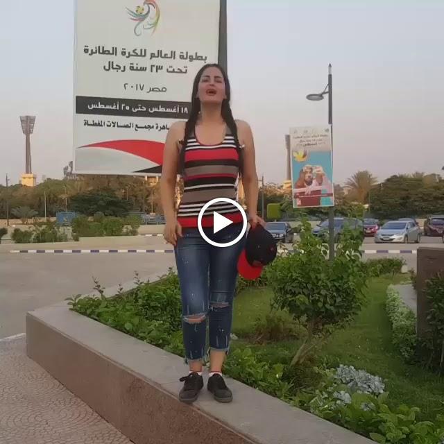 سما المصرى  في افتتاح بطوله العالم للكره الطائره تحت سن 23...تعالوووووو...