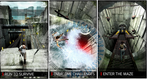 download The Maze Runner Apk Data Obb v1.8.1 For Android hack mod