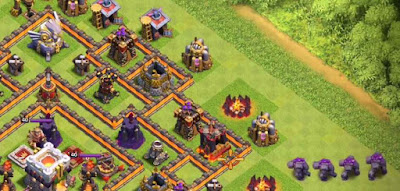 Big Eagle Defense TH 11