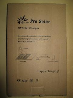 charger tenaga surya (solar charger)