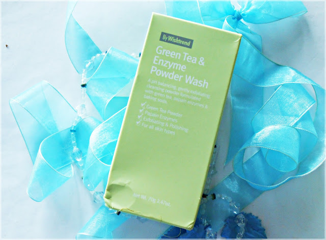 By Wishtrend Green Tea&Enzyme Powder Wash