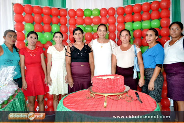 Secretaria de Educação através das escolas faz festa alusiva ao dia das Mães em Fronteiras-PI