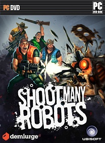 Shoot Many Robots MULTi5-PROPHET