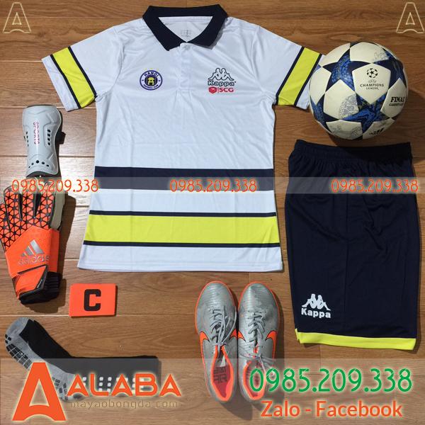 Áo CLB Hà Nội 2019 Màu Trắng