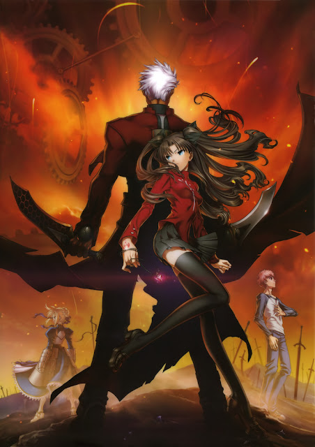 7 Reasons to watch Fate/Stay Night: Unlimited Blade Works   Anime