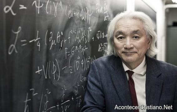 Científico Michio Kaku asegura que Dios existe