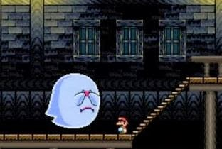 Strange Moments In Gaming Boos In Super Mario The Not So Friendly