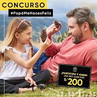 Promoción: Duprée Perú Gana: 01 vale de S/200 en Productos Duprée