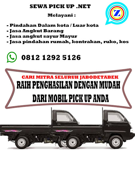 jasa pindahan, jasa sewa pick up, jasa sewa mobil pick up,