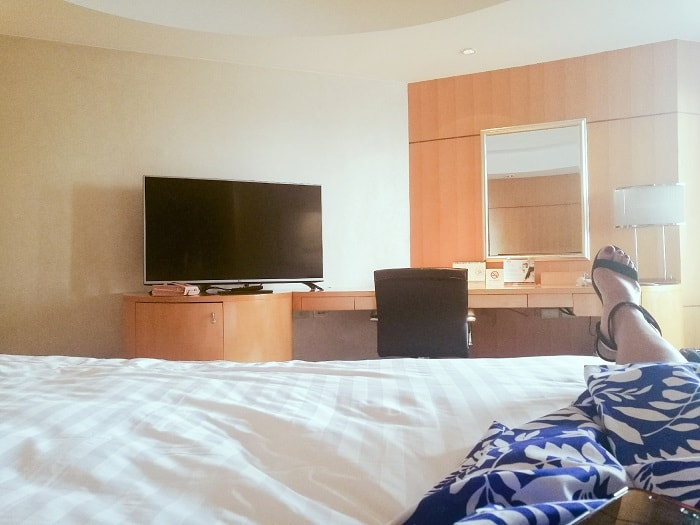 Makati Shangri-La Hotel review