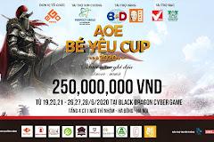 AoE Bé Yêu Cup 2020: Tường Thuật Trực Tiếp Lễ Bốc Thăm Giải Đấu
