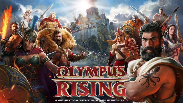 Juega Olympus Rising Y Defiende Tu Imperio Los Mejores Juegos