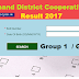 Uttarakhand District Cooperative Bank Result 2019