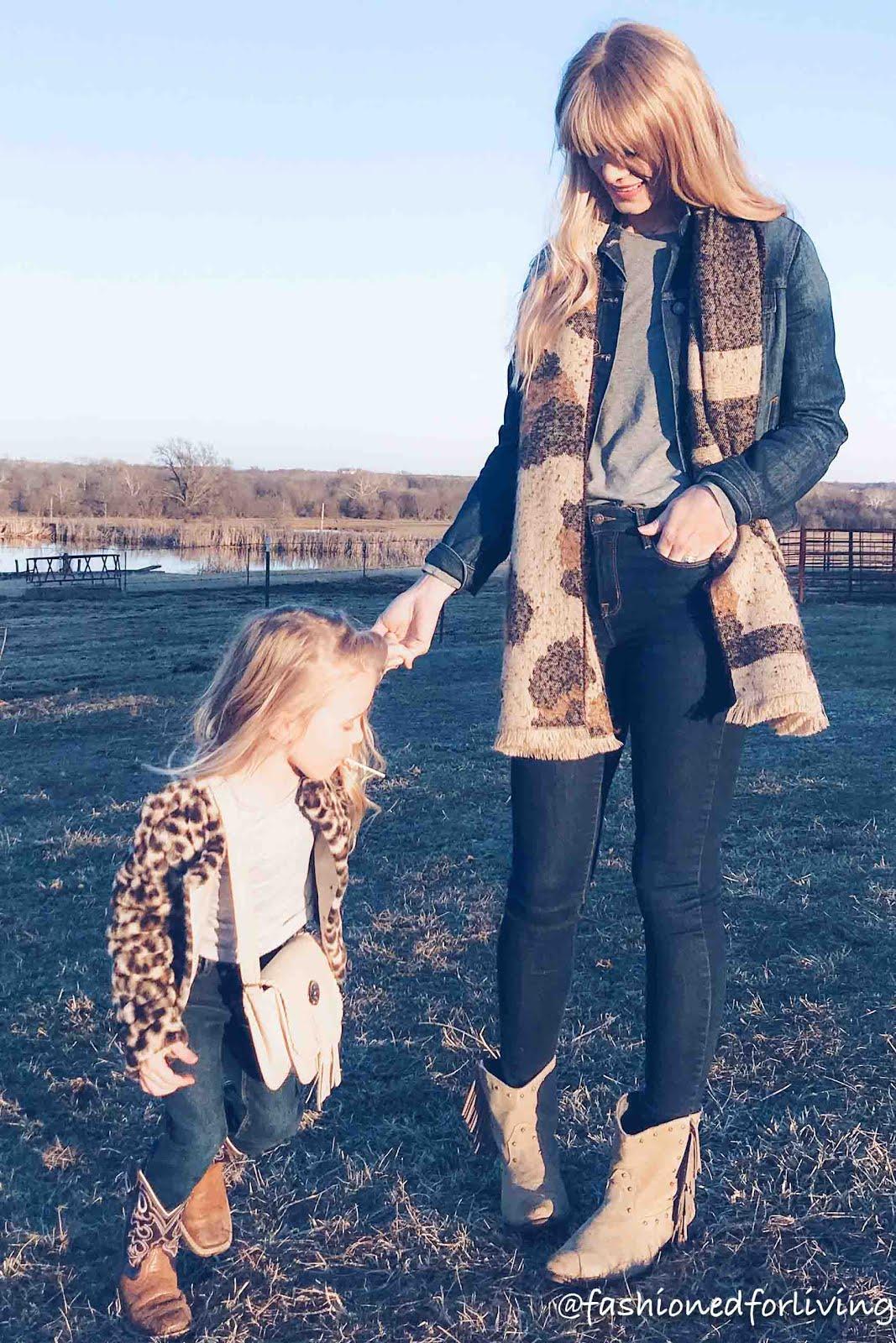 bp leopard scarf