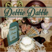 Followers- If you Follow me here, Please Follow me @ Debbie-Dabble Blog, my  NEW Regular Blog too!