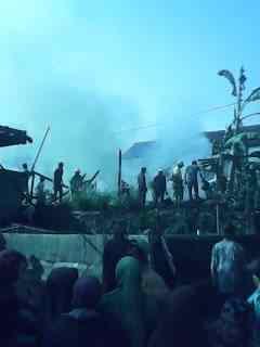 2 Kebakaran Di Desa Cilembu
