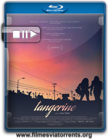 Tangerine Torrent - BluRay Rip 720p Legendado (2015)