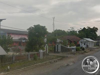 FOTO 3 : Kantor Desa Sukasari, Kecamatan Dawuan.