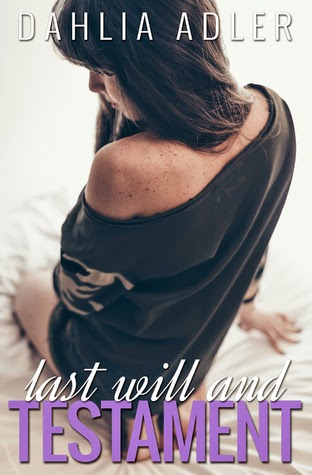 Last Will and Testament book cover