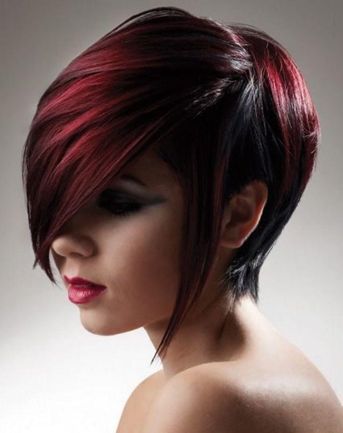 Women Fashion Girls Dress Latest Emo Girl Hair Style Styles
