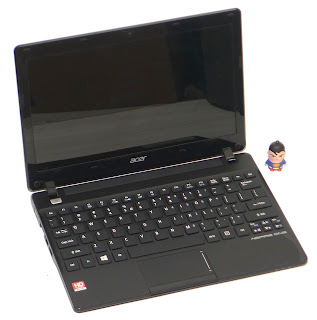 Laptop Acer Aspire One 725 Second di Malang