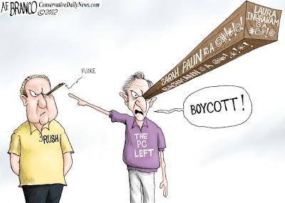 Image result for leftist boycott cartoons