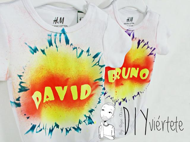 pintura-spray-fashion-la pajarita-pintura textil-tela-body-bebé-batik-10