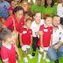 Brillante participación de niños del Kinder María Elena Chanez..en Olimpiada Infantil
