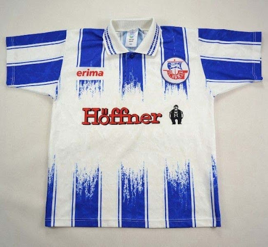 Top 5 Best and Worst Kits of the Bundesliga 1995-96 ...