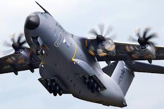 Pesawat Angkut Militer Airbus A400M