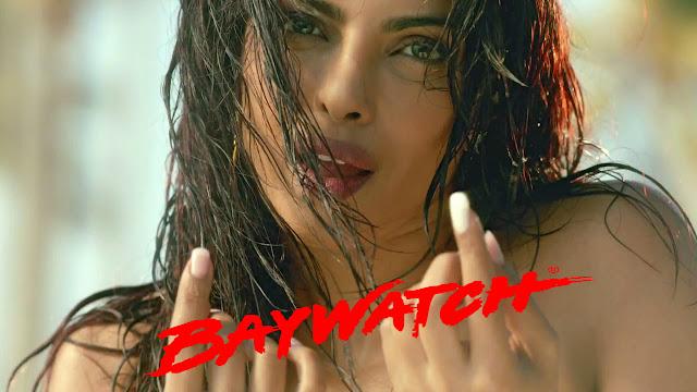 Priyanka Chopra First Look   Sizzling & Hot Baywatch Movie Wallpaper