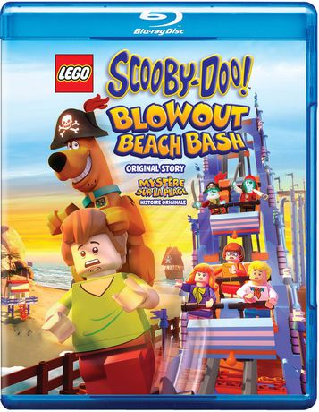Lego Scooby Doo Blowout Beach Bash 2017 English 480p BRRip 250MB