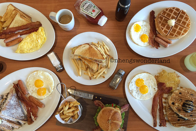 Denny's: The Ultimate Breakfast