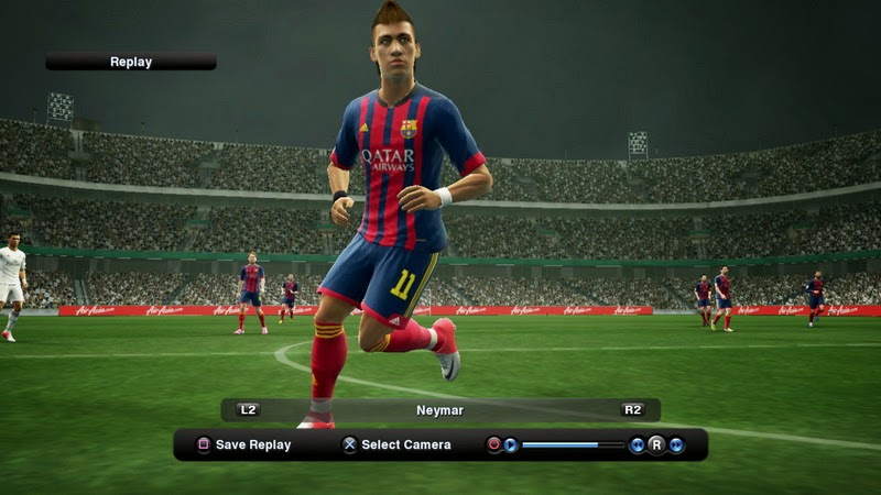PES-MODIF: PES 2013 FC Barcelona Fantasy Kit 2015 By