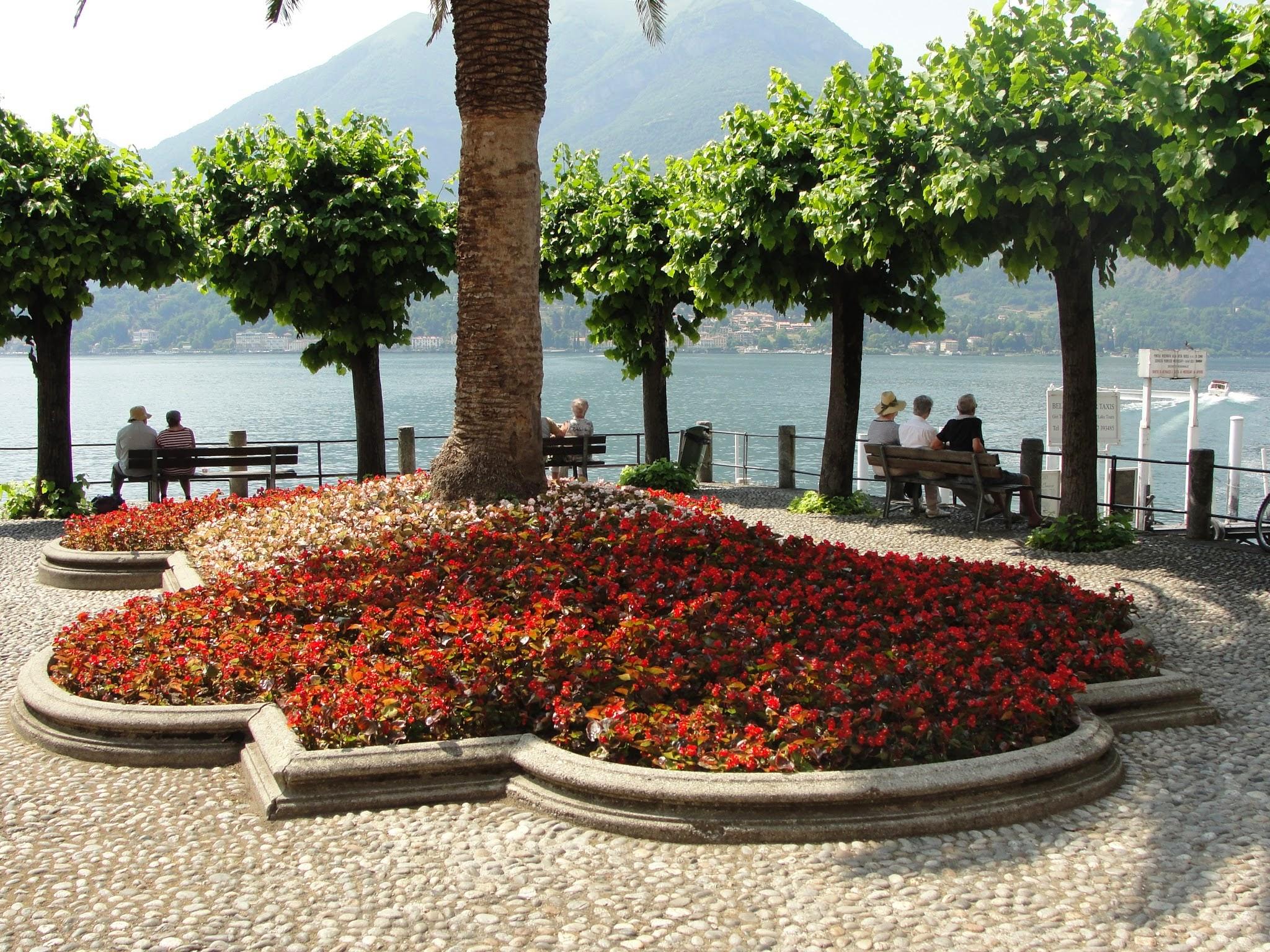 Bellagio, Lago di Como na Itália