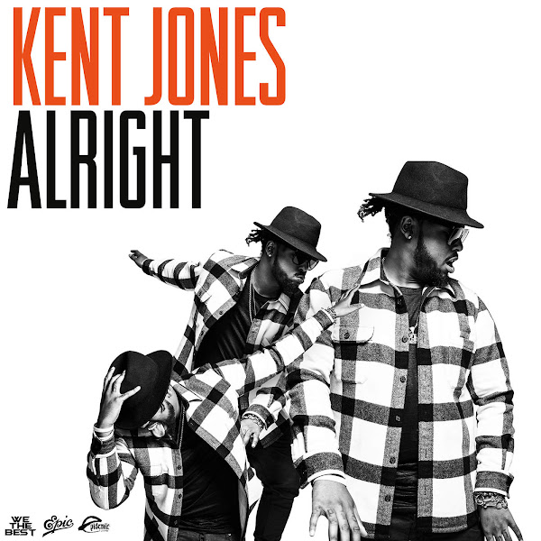 Kent Jones - Alright - Single Cover