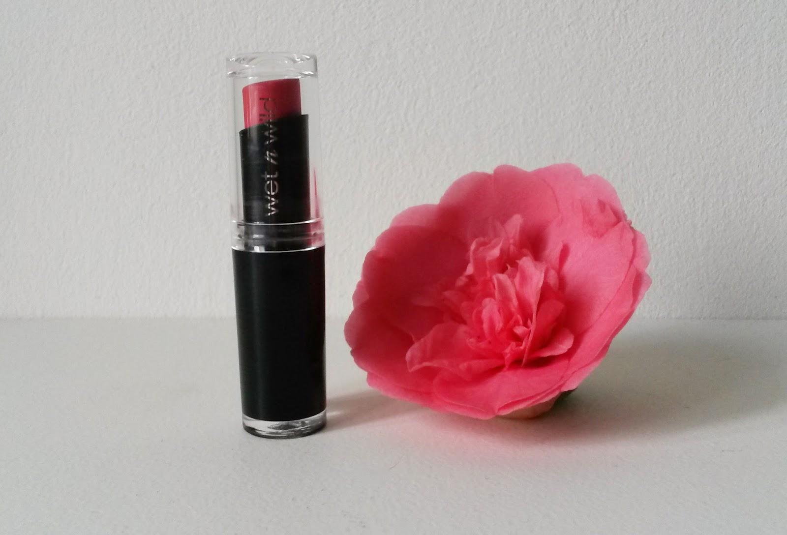 Produit que j'emmène avec moi : le rouge à lèvres