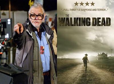 The Walking Dead: Romero rinunciò di dirigere un episodio. Ecco perché !!!