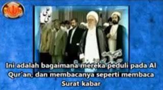 Tahukah? Ayat Kursi Syiah Berbeda dengan Islam, Berikut Bunyinya....