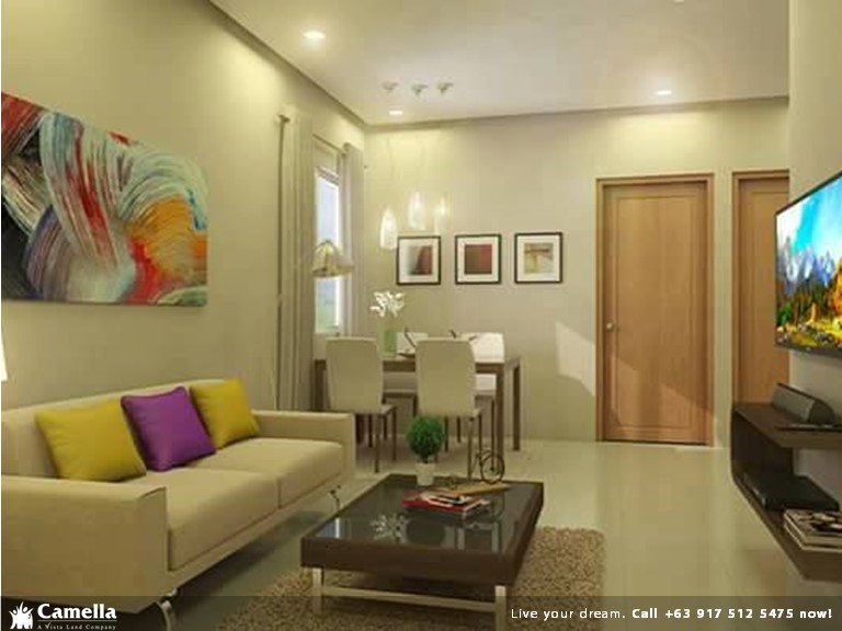 Photos of One (1) Bedroom 30 Sqm - Camella Condo Homes Bacoor | Condominium for Sale Bacoor Cavite