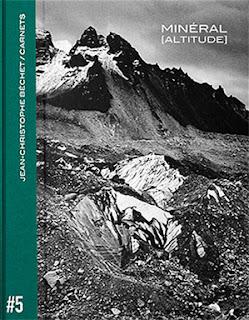 Couverture du livre Minéral [Altitude] de Jean-Christophe Béchet