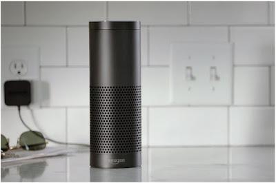 Program Alexa pada Speaker Pintar