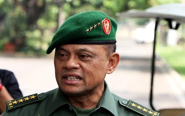 Bela Panglima TNI, Djoko: Mana Ada Makar Pakai Mulut
